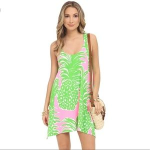 Lilly Pulitzer Monterey tank dress size S